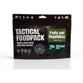 Tactical Foodpack Freeze Dried Meal 110g, Pasta and Vegetables